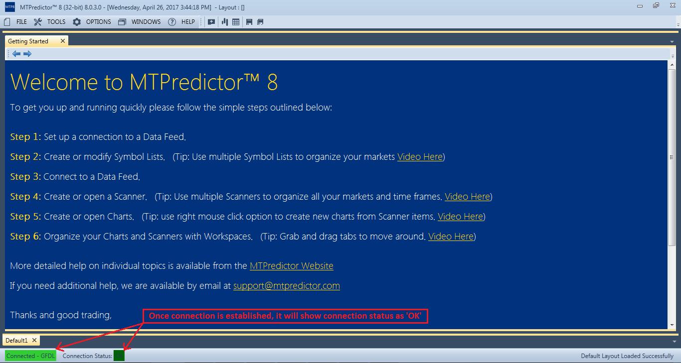 NimbleKey for MTPredictor 8 – Global Datafeeds